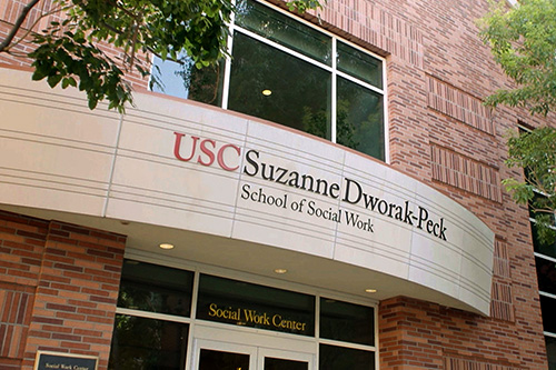 USC Suzanne Dworak-Peck School of Social Work