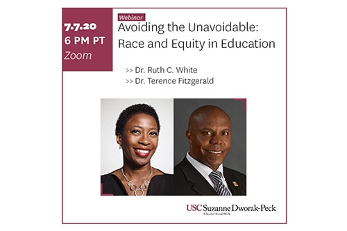 Race and Equity Webinar