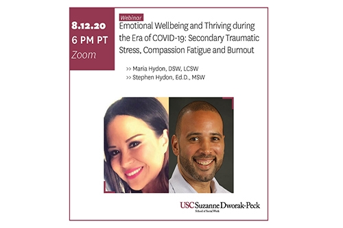 Emotional Wellbeing Webinar