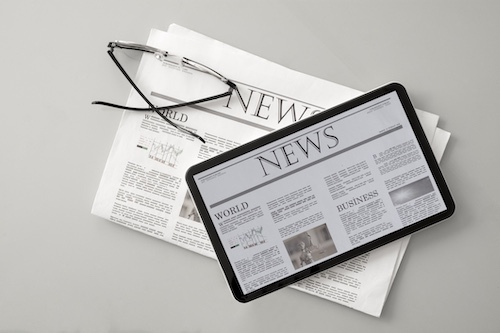 Stock Press Releases and NewsBytes