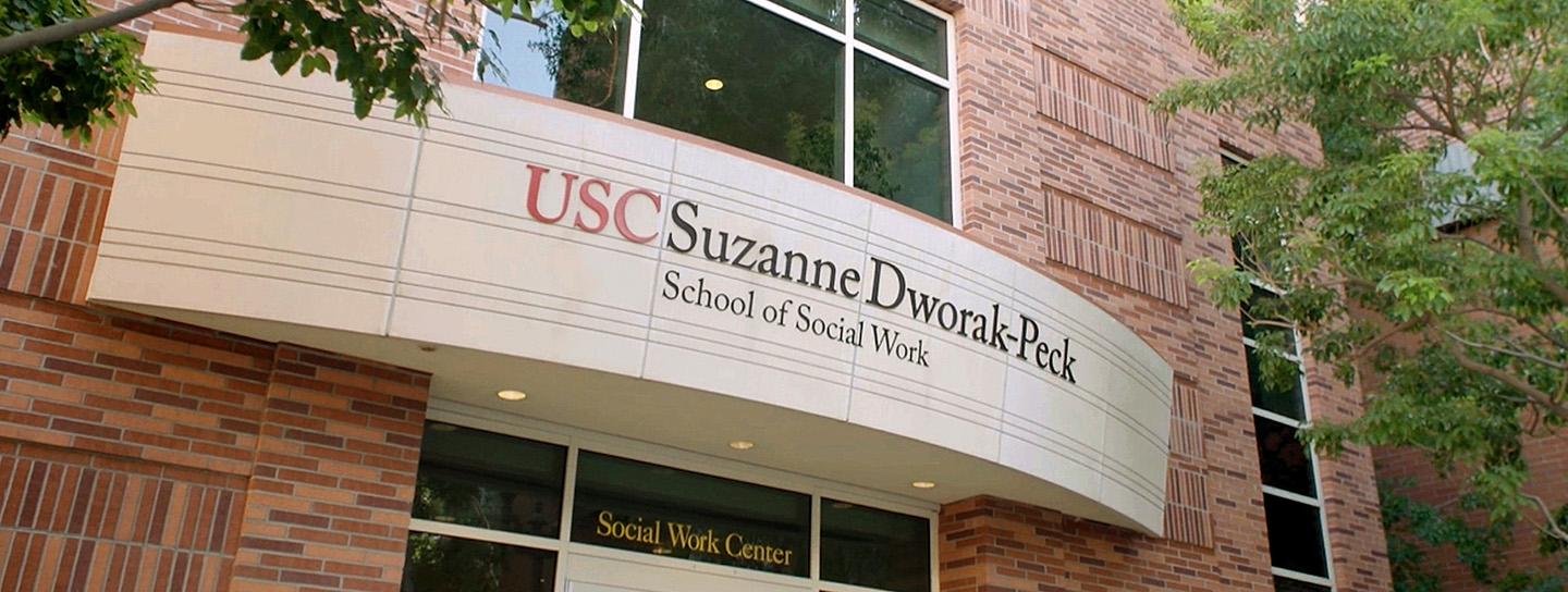 University Park Campus Location | USC School of Social Work