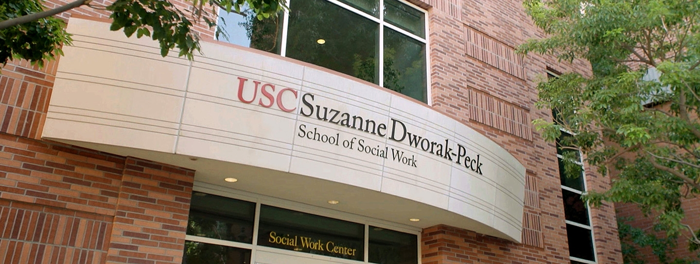 Suzanne Dworak-Peck School of Social Work