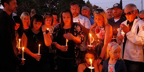 Las Vegas heal after mass shooting